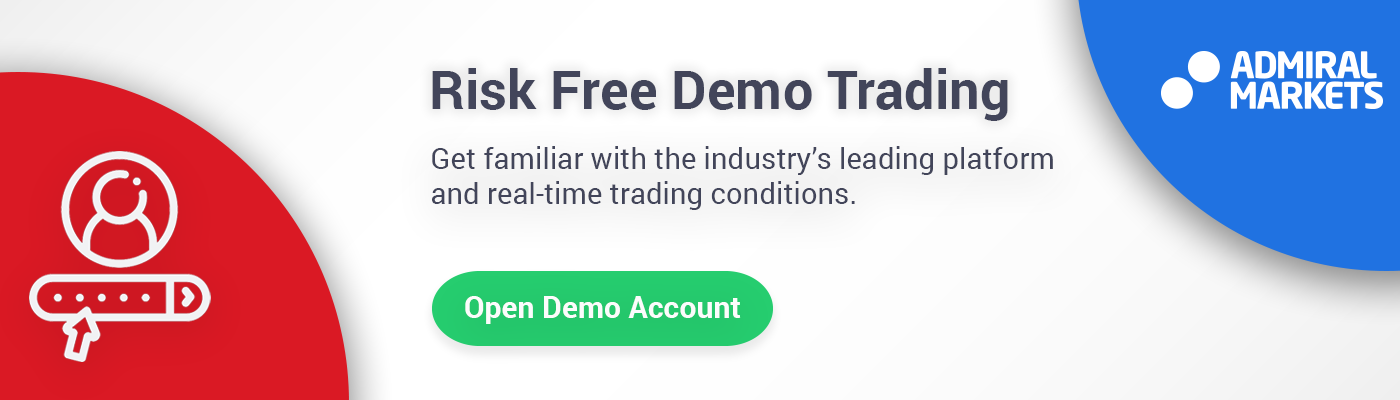 Open a demo account to begin trading today!