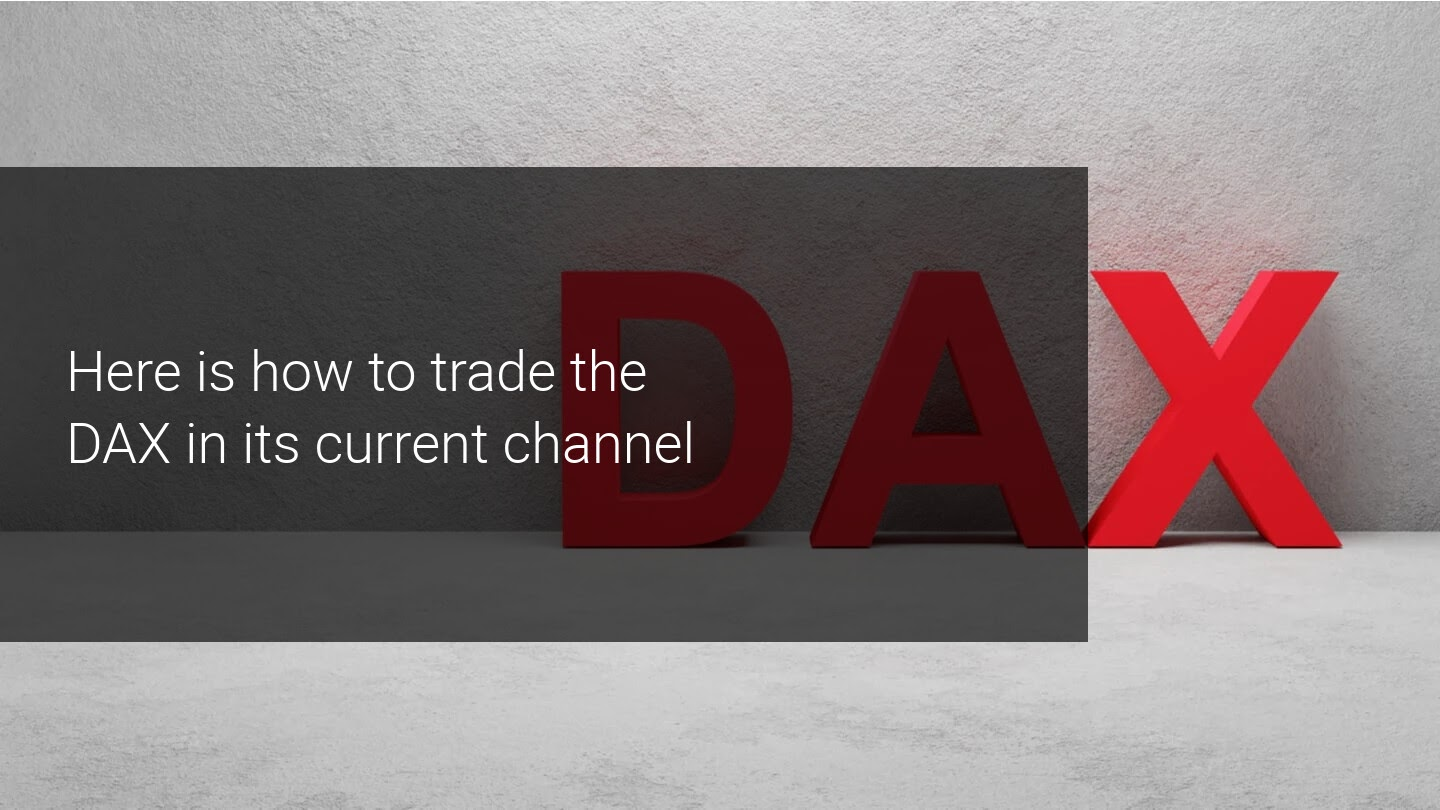 DAX30 in a channel, waiting on US Equities