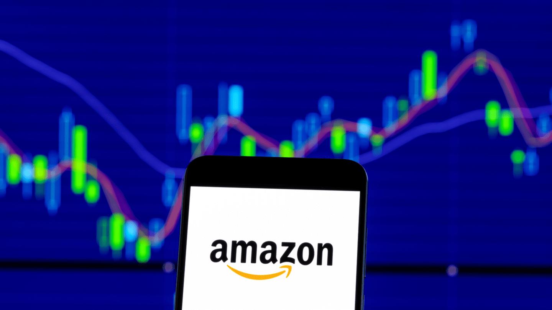 Amazon azioni caduta