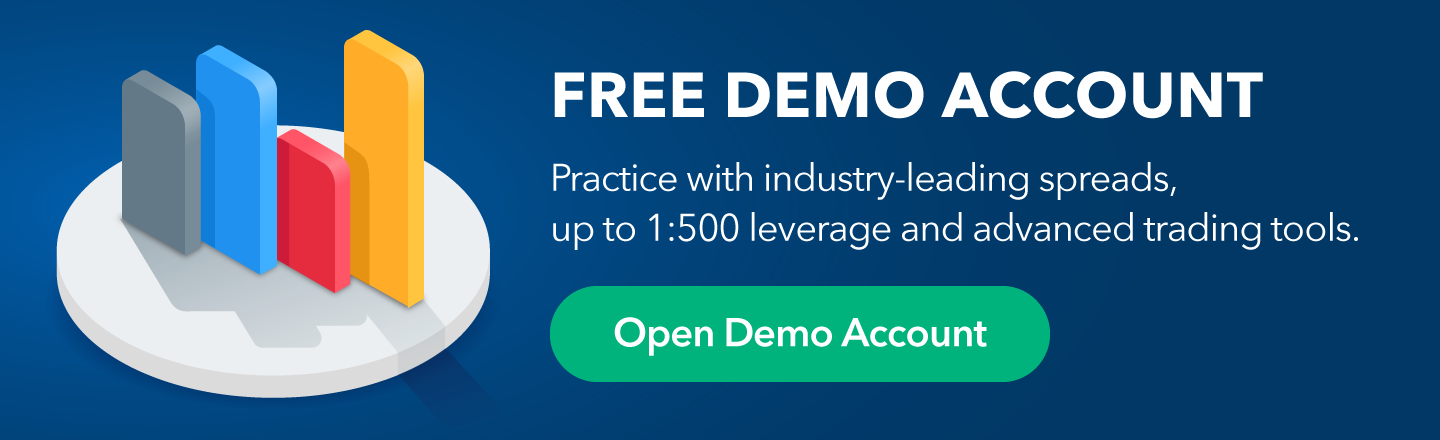 Sign up for a free demo account