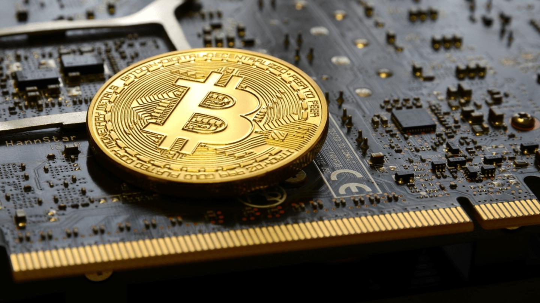 Bitcoin mining chipset