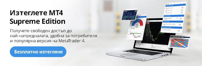 Изтеглете MetaTrader Supreme Edition от Admiral Markets