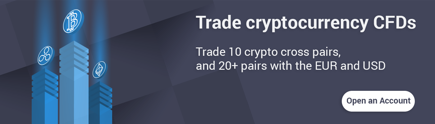 Trade With Cryptocurrency CFDs