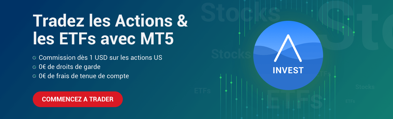Investir en bourse sur Actions et ETF