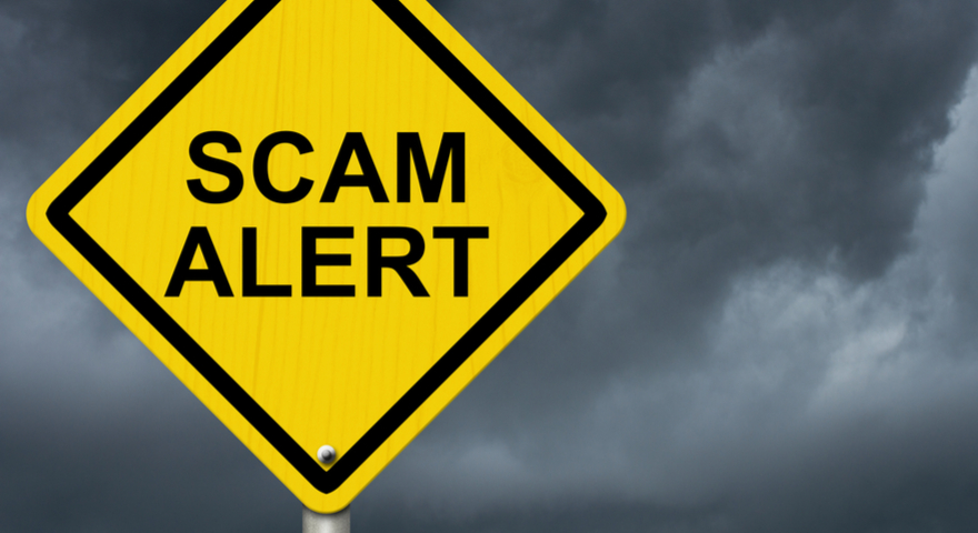 Beware of forex scams
