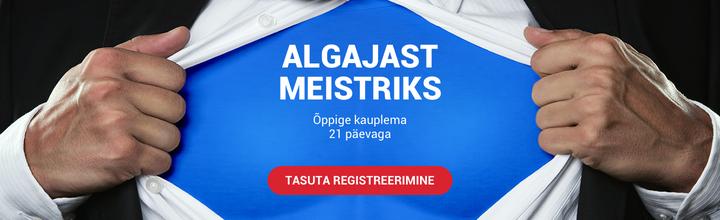 kauplemisteemalised veebiseminarid - alusta kauplemist