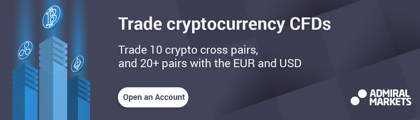 Trade Cryptocurrency CFDs