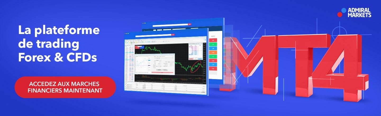 MetaTrader 4 - plateforme de trading en ligne