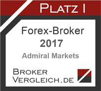 Bester Forex Broker 2017 in Deutschland - Admiral Markets