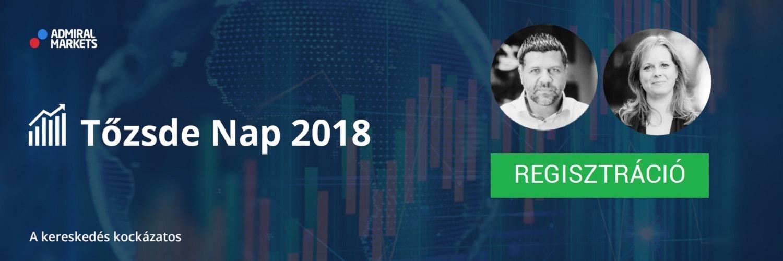Admiral Markets Tőzsde Nap 2018