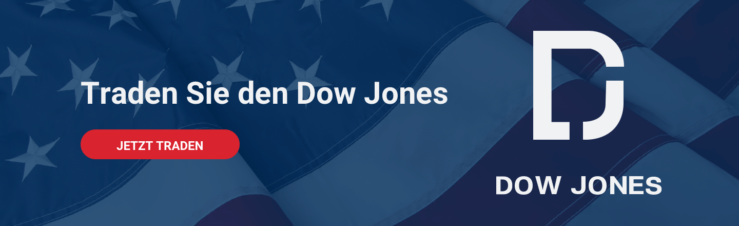 Dow Jones Trading bei Admiral Markets