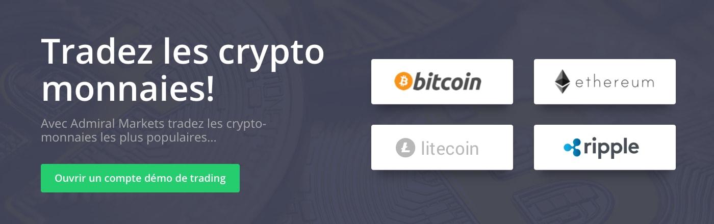 trader les crypto monnaies