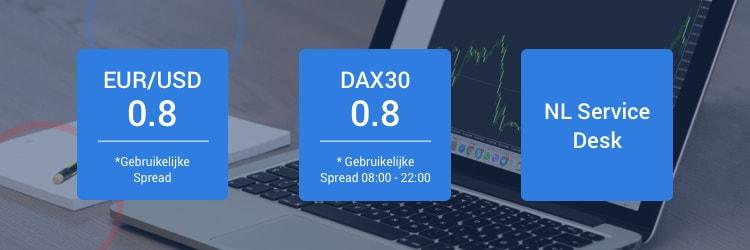 Forex demo rekening