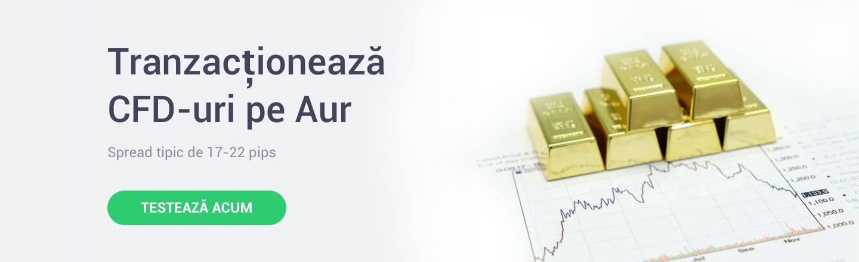 trading CFD aur