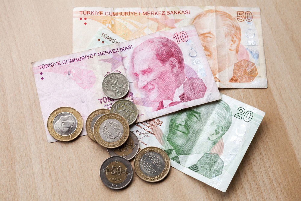 Турска Лира Admiral Markets