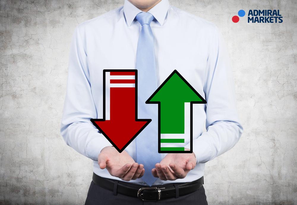 Hoch oder Runter, Long oder Short, Buy oder Sell - DIE Frage beim Forextrading!