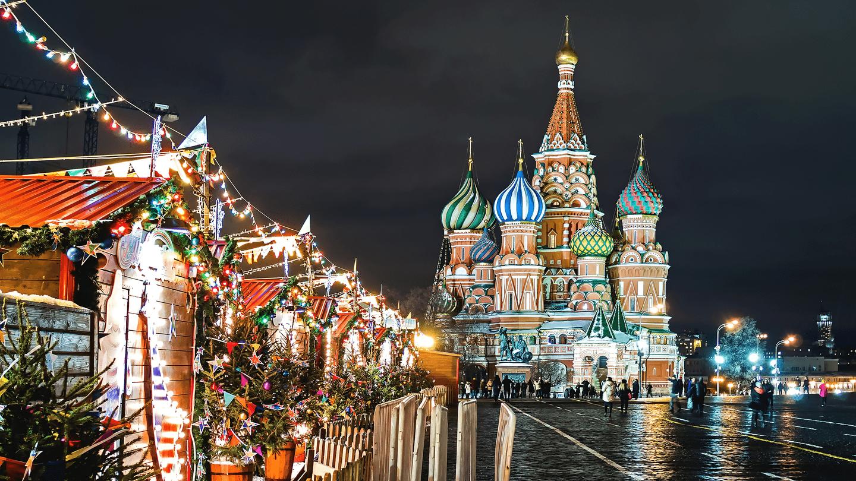 vene jõulud 2019