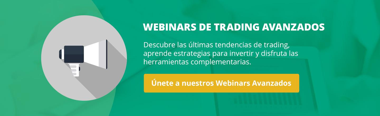 Webinars avanzados de trading