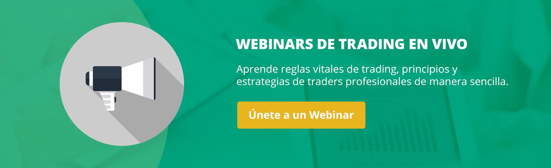 Webinars de Trading