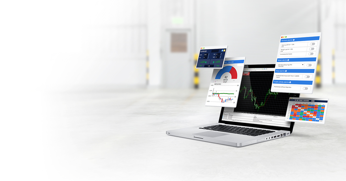 MetaTrader 5 Trading: Einführung, Aktien & ETF, Daytrading Funktionen und mehr