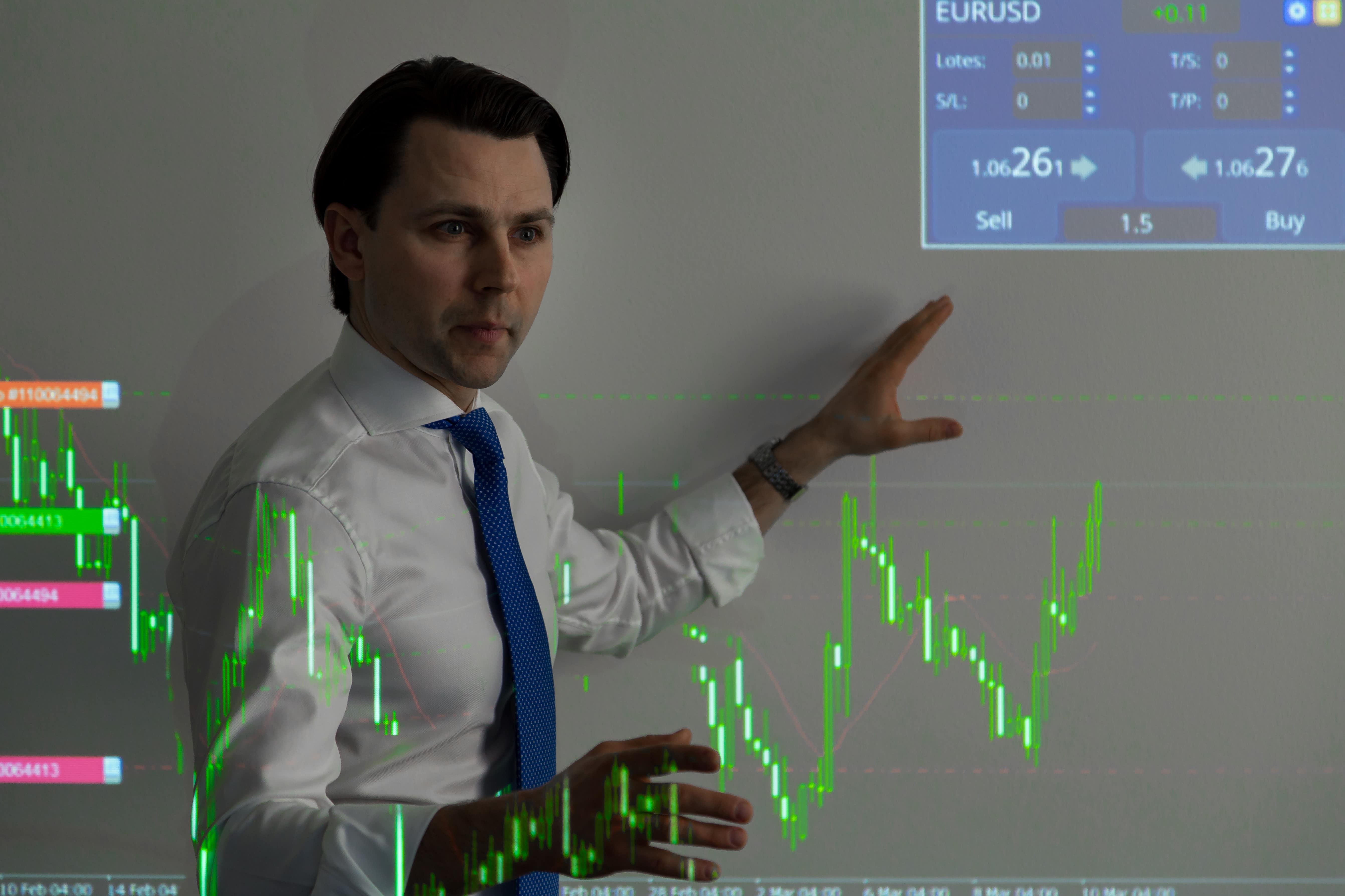 Kako investirati u zlato, forex, američke dionice... (Trodnevna edukacija)