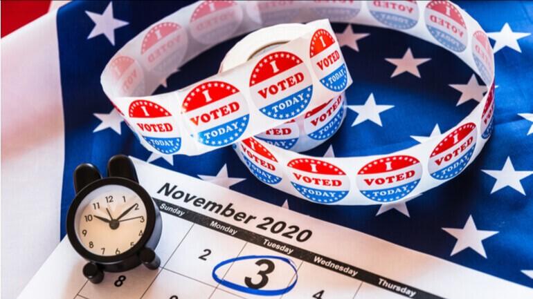 JAV prezidento rinkimai 2020: Kaip prekiauti?